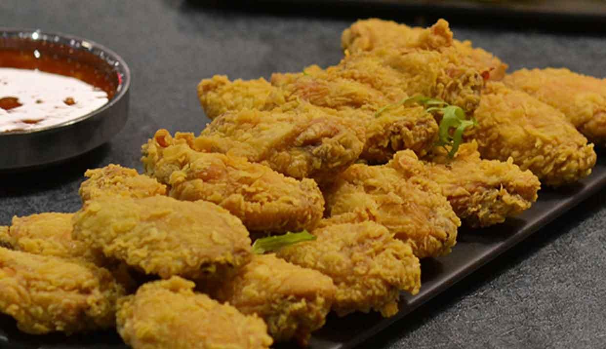 OUMUNI炸鸡 | 韩式正宗