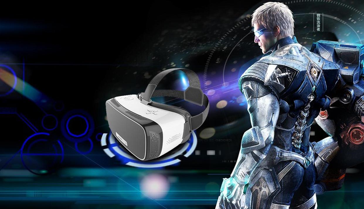 玩美视界VR | 最潮流电玩