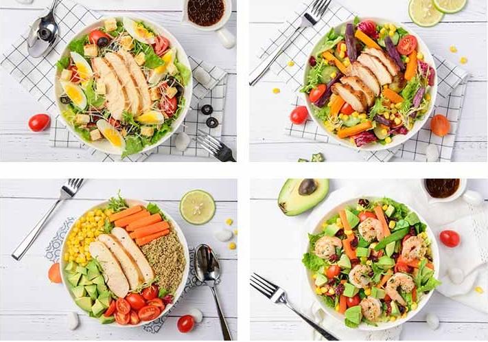 叉子汤勺_健康沙拉轻食系列